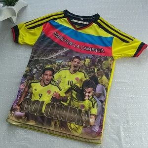 Other - Columbia National Football Kids Jersey